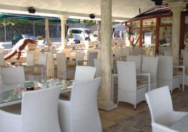 Ресторант към комплекс Камелот 1
