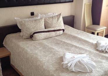 Хотелска част към комплекс Камелот 2